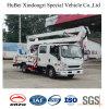 14-16m Naveco 플래트홈 트럭 Euro5 새로운 디자인