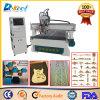 Китай 1325 машина аппаратуры мебели вырезывания CNC 2 головок деревянная