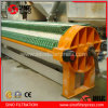 Fabricante hidráulico redondo da imprensa de filtro da câmara da placa de filtro