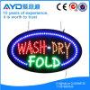 Segno Lavare-Asciutto ovale del popolare LED di bassa tensione di Hidly