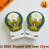 Kreativer kundenspezifischer Adler USB-greller Stock für Firma-Geschenk-Förderung (YT-AG)
