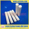 Alto lavorare di ceramica resistente all'uso delle aste cilindriche dell'allumina e di Zirconia
