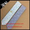 Los Mens forman a 100% algodón impreso hecho a mano los lazos florales flacos
