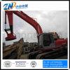 Yarda del desecho que se adapta al levantador electromágnetico del ciclo de deber del 75% para la instalación Emw-70L/1-75 del excavador