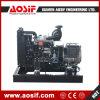 Générateur silencieux pour le générateur refroidi à l'eau à télécommande diesel d'utilisation à la maison
