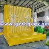 Freizeit-Spiel-aufblasbare magische klebrige Wand für die Kinder, die Wände klettern