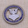 2015 изготовленный на заказ Metal 3D Naval Coin