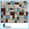 Building를 위한 아름다운 Hight Quality Stone Mosaic Tile