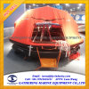 Werp Overboord Zelf Herstellende Opblaasbare Reddingsboot voor de Mens 25