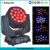 Cé 19 * 15W RGBW Moving Head Poutre Chine LED DJ Lumières