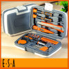 Angemessenes Factory Directly Provide Screwdriver Socket Tool Set mit Cheapest Price T03A105