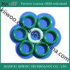 Giunto circolare personalizzato dell'anello di chiusura della gomma di silicone
