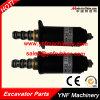 Válvula electromagnética 121-1490 de las piezas eléctricas genuinas del excavador Cat320