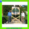 OEM Large Optical PMMA Fresnel Lens voor Solar Focus 890mm