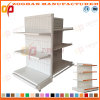 Fábrica Customized Supermarket Iron Gondola Display Rack (Zhs295)