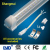PC+Aluminum de CirkelLamp van de Legering Geïntegreerde Lichte LEIDENE van de Dekking 14W T8 Lichten van het Effect