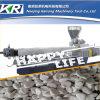 LDPE/LLDPE/PP/PS/ABS Masterbatch Plastik, der Doppelschrauben-Strangpresßling-Zeile granuliert