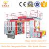 Multicolor пластичная печатная машина ярлыка