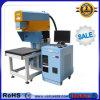 Máquina de la etiqueta de plástico del laser de Rofin 3D para el cuero