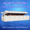 Cadeia de fabricação sem chumbo do Reflow Oven/LCD da temperatura