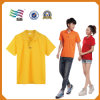 T-shirt maioria do polo do costume 60%Cotton+40%Polyester 180GSM (HYT-s 04)