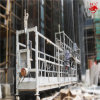 Fuente suspendida góndola de acero galvanizada de China de la plataforma de funcionamiento