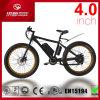 26inch MTBの脂肪タイヤが付いている21speed電気自転車