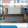 Freno de la dobladora hidráulica de la placa de acero del CNC WE67K-100X2500 y de la prensa hidráulica