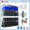 NSF 5 Tiers Schwer-Aufgabe Steel Wire Storage Bin Rack für Warehouse
