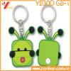 Promotional Giftのための2015の習慣PVC Keychain