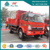 Sinotruk 새로운 Huanghe 4X2 팁 주는 사람 덤프 트럭 5 Cbm