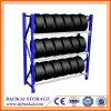 Cremalheira média W615*D3100mm*H2000mm do armazenamento de pneu do dever