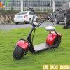 La ciudad más nueva que monta la motocicleta eléctrica para el transporte personal