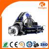 Antorcha LED de emergencia LED de alta potencia recargable luz de la cabeza del faro 2000 T6
