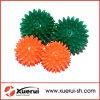Bola de massagem plástica de PVC de alta qualidade para mão