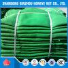 Rede de segurança quente material da máscara de Sun da construção do verde do Sell da rede de segurança marinha do PE