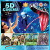 5D più caldo Cinema 7D Cinema 9d Cinema