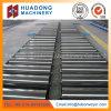 Suporte de aço do transporte do metal do ângulo resistente para a sustentação de rolo do transporte, tensor Troughed do transporte de correia