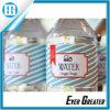 Contrassegno di plastica adesivo impermeabile del PVC dell'autoadesivo autoadesivo