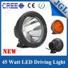 Luz del trabajo de la cabeza de la MAZORCA 45W LED del coche de la fabricación de China