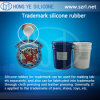Жидкостное Silicone Rubber для Trademarks Making