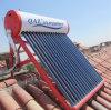 Colorear el sistema solar despresurizado de acero de la calefacción por agua
