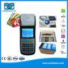 Terminal Handheld da posição do barramento com transmissão de dados tempo real de GPRS para a coleção da tarifa