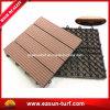 Блокируя плитка травы плитки WPC искусственная деревянная