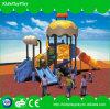 Do cantão plástico material da garantia da corrediça dos miúdos campo de jogos ao ar livre para a venda