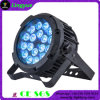 IP65 Waterproof Outdoor RGBW 4in1 18X10W LED PAR Light