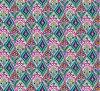 Form-Badebekleidungs-Gewebe-Digital-Drucken Asq-036