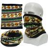 首スカーフの冬のスノーボードの首のウォーマーのあたりで編まれる新しい魅力的