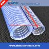 Belüftung-flexibler Schlauch-Spirale-Stahldraht verstärkter Belüftung-Schlauch