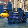 Horizontale automatische Schrott-Brikettieren-Maschine für Stahlschnitzel